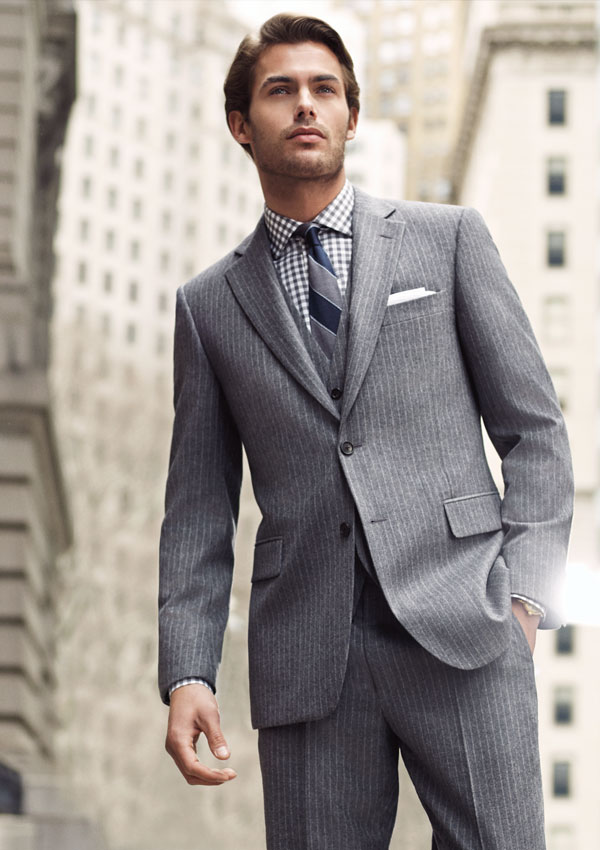 Shades Of Grey | Brooks Brothers