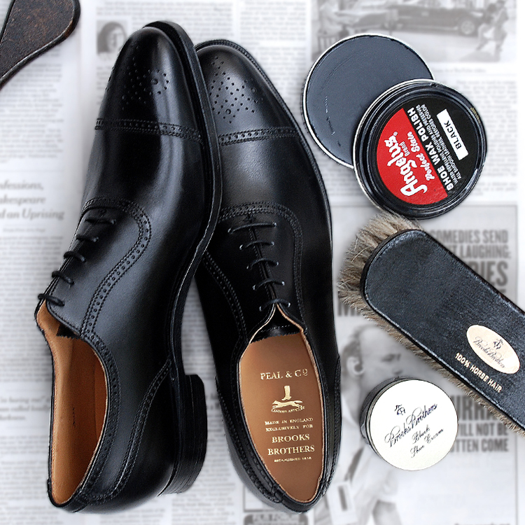 Shoe Care Tips | Brooks Brothers