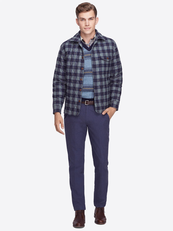 Pendleton Capsule Collection| Brooks Brothers