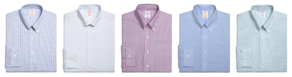 Shirt Collars and Cuffs | Brooks Brothers