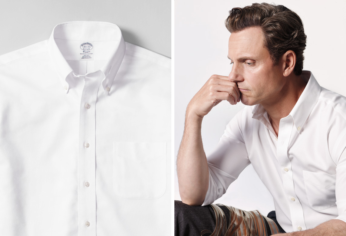 The Shirt We Love Brooks Brothers