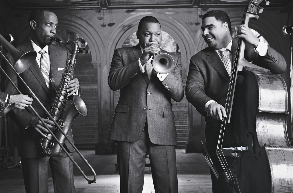 a comparison of wynton marsalis and herbie hancock in the movement of jazz music Hargrove has played primarily with jazz musicians including wynton marsalis and herbie hancock hargrove was the bandleader of the progressive group the rh factor, which combined elements of jazz, funk, hip-hop, soul, and gospel music.